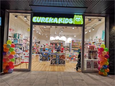 Nueva apertura de Eurekakids en Gran Canaria