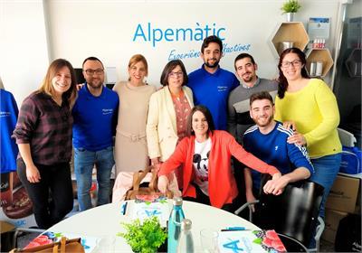 Alpematic, la franquicia experta en marketing olfativo y neutralización de malos olores cierra el año 2019 con 5 nuevas aperturas y la inauguración de una tienda física en Barcelona.