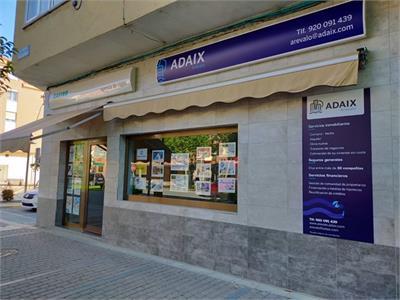 Nueva Agencia inmobiliaria y de Seguros Generales Adaix en Arevalo