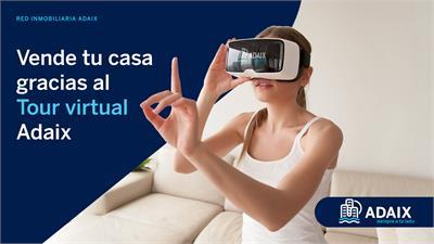Adaix - La red Inmobiliaria Adaix sigue innovando ofreciendo la última tecnología sin coste a todos sus agentes y clientes