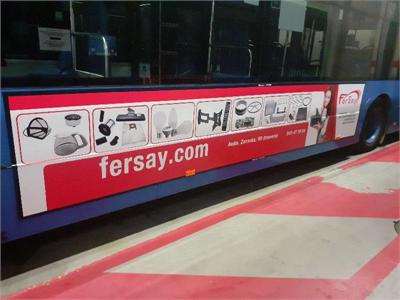 Fuerte campaña publicitaria Fersay