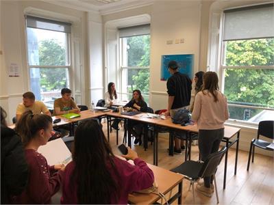 ANPE realiza un viaje a Irlanda dentro de su Plan de Acción Social