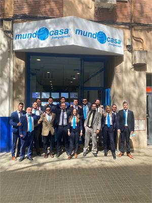 Nuevas oficina de Mundocasa en Zaragoza!!