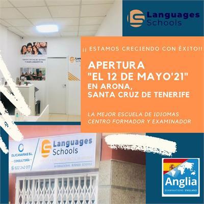 Nueva apertura de Escuela de Idiomas del Grupo Arcadie College
