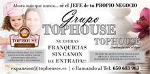TOPHOUSE - TOPHOUSE Y TOPHOUSE CHOCOLATE EN LA FERIA DE VALENCIA
