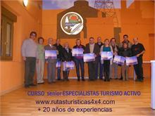 RUTAS TURISTICAS 4X4® - Curso Turismo y nuevas instalaciones R.T 4x4