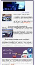 Adaix - Se lanza la newsletter semanal de Adaix