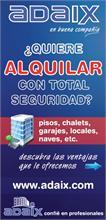 Adaix - Alquiler seguro garantizado con Adaix