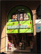 EUREKAKIDS - Eurekakids abrirá 35 tiendas en 2013