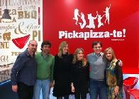 PickaPizza - Éxito en la inauguración de PickaPizza en Sevilla
