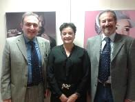 Equivalenza - Equivalenza firma una nueva delegación en Italia