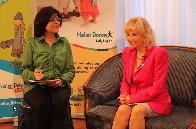HELEN DORON - La crisis estimula el sector de la enseñanza en inglés