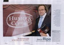 """Humor&Cómicos - """"EN ÉPOCAS DE CRISIS NO HAY NADA MEJOR QUE REIRSE"""""""