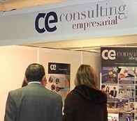 C.E. CONSULTING EMPRESARIAL - CE CONSULTING EMPRESARIAL PRESENTA SUS NOVEDADES EN EXPOFRANQUICIA