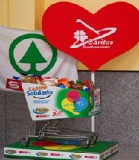 SPAR Fuerteventura promociona el carro solidario
