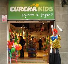 EUREKAKIDS - Eurekakids abre nuevas tiendas en Barcelona y Gijón