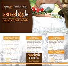 Sensebene - Luce RADIANTE en tu Boda con Sensebene...