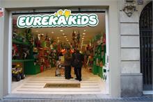Eurekakids abre 11 tiendas en el primer semestre del año