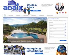 Adaix nuevo portal inmobiliario