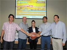 TWINNER - El II Trofeo Twinner enfrentará este domingo al CAI Zaragoza y Guipúzcoa Basket