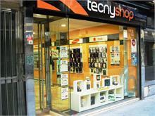 TECNYSHOP - Tecnyshop sigue creciendo