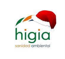Higia Control de Plagas Urbanas - Franquicia de Control de Plagas y Desinfección HIGIA ofrece sonrisas por Navidad