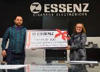 ESSENZ - Essenz regala la tienda a la franquicia número 100 para celebrar su expansión