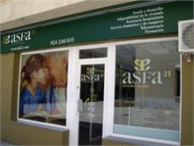 """ASFA21 - Asfa21 Servicios Sociales, empieza la """"vuelta al cole"""" con energías renovadas."""
