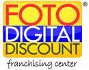 Logo franquicia FOTODIGITALDISCOUNT