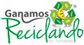 Logo franquicia Ganamos Reciclando