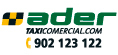 Logo franquicia ADER Taxi Comercial