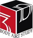 3D BODY ART STUDY