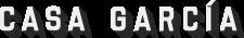 Logo franquicia CASA GARCIA